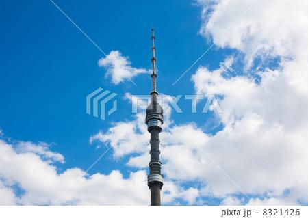 Ostankino Tele Tower 8321426