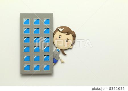 ペーパークラフトのOL 8331033