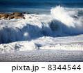 潮 海岸 波の写真 8344544