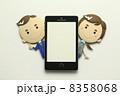 携帯電話 OL タブレットの写真 8358068