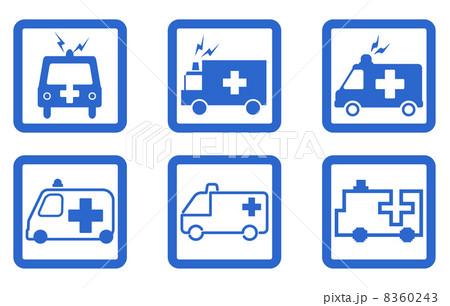 救急車-3 8360243
