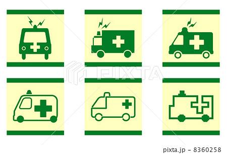 救急車-18 8360258