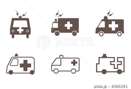 救急車-21 8360261