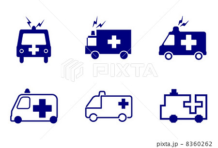 救急車-22 8360262
