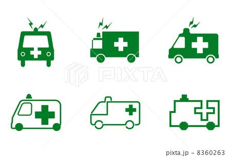 救急車-23 8360263