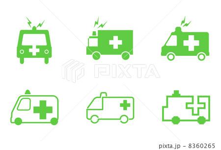 救急車-25 8360265