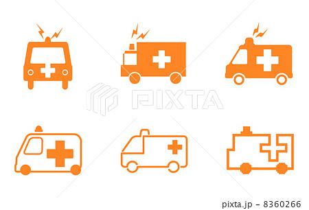 救急車-26 8360266