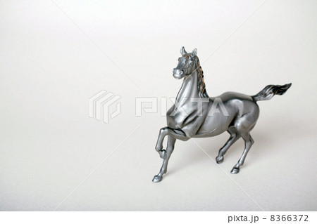 馬の置物の写真素材 [8366372] - PIXTA