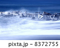 潮 海岸 波の写真 8372755