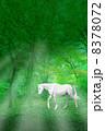 白馬 8378072