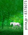 白馬 8378073