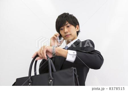 働くビジネスマン 8378515