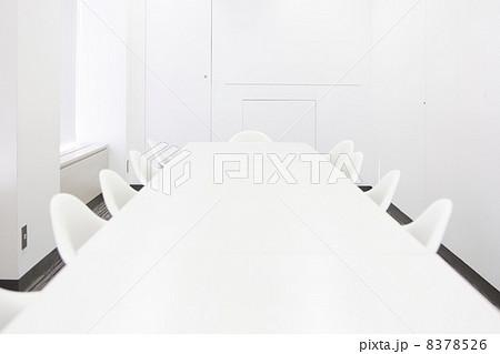白い会議室 8378526