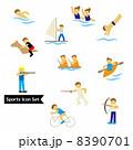 Sports Icon Set 8390701