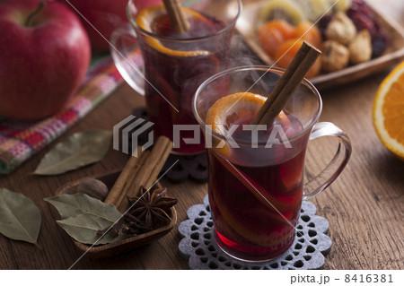 グリューワインの写真素材 [8416381] - PIXTA