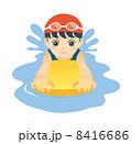 子供の習い事 水泳 8416686
