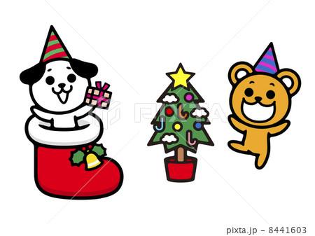 クリスマスのカット 8441603