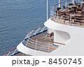 restaurant on ship, focus on restaurant 8450745