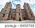 Rosenborg Castle is castle situated at centre of Copenhagen, Den 8450748