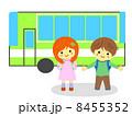 バスと子供たち 8455352