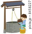 竪井戸 ベクター 井戸水のイラスト 8458227
