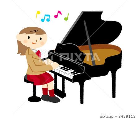 ピアノ演奏 8459115