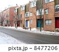 フィラデルフィアの冬の街並 8477206