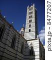 シエナ大聖堂の鐘塔 8477207