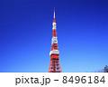 電波塔 東京タワー タワーの写真 8496184