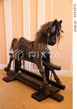 氷川丸の木馬の写真素材 [8501975] - PIXTA