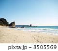 吉佐美の砂浜 8505569