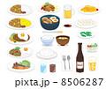 料理  8506287