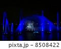 噴水のライトアップショー-バレリーナ01 8508422