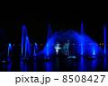 噴水のライトアップショー-バレリーナ02 8508427