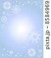 雪の結晶 8584969