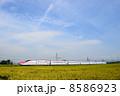 秋田新幹線 スーパーこまち 新幹線の写真 8586923