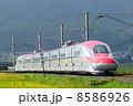 スーパーこまち 秋田新幹線 新幹線の写真 8586926