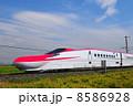 秋田新幹線 スーパーこまち 新幹線の写真 8586928