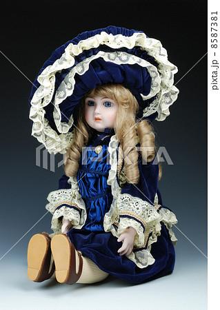 アンティーク フランス人形 8587381