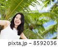 椰子 椰子の木 ヤシの写真 8592036