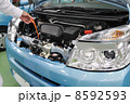 点検 自動車 修理の写真 8592593