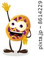 パイ ベクタ ベクターのイラスト 8614229
