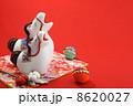 午年 年賀素材 午の写真 8620027