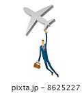 出張 旅 旅行のイラスト 8625227