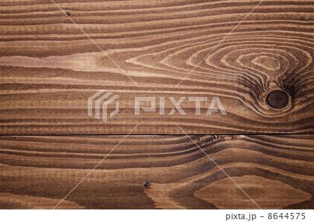 brown texture of pine planksの写真素材 [8644575] - PIXTA