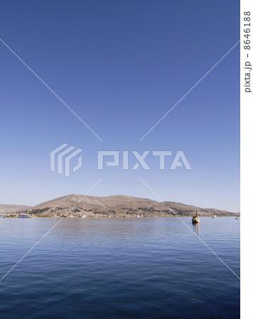 ティティカカ湖 8646188