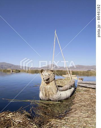 ティティカカ湖 8646192