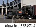 うめこうじじょうききかんしゃかん 梅小路蒸気機関車館 SLの写真 8650718
