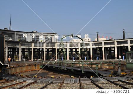 梅小路蒸気機関車館 8650721
