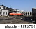 うめこうじじょうききかんしゃかん 梅小路蒸気機関車館 SLの写真 8650734
